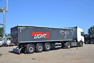 MEGA LIGHT 3. безналичный расчет с НДC, лизинг,гарантия. semirremolque para transporte de grano nuevo