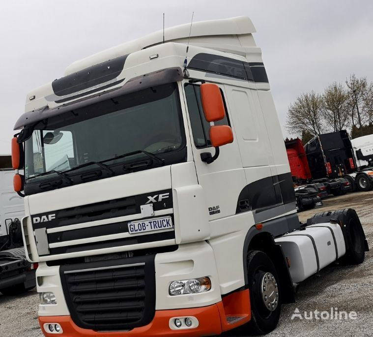 tractora DAF XF 105.410 * Space Cab * Manual * Mega * Low Deck *