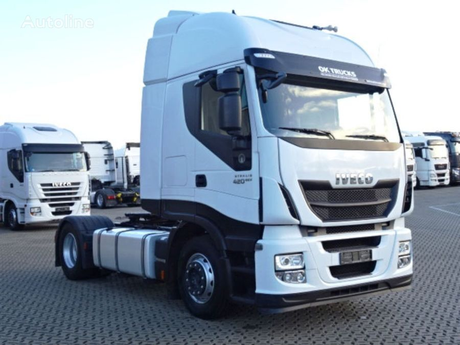tractora IVECO Stralis AS440S42T/P
